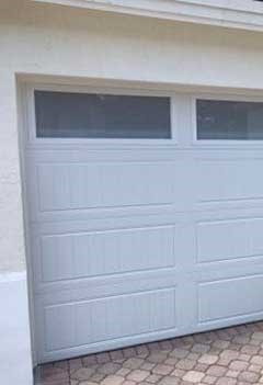 New Garage Door In Lauderdale